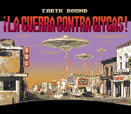 traduccion earthbound snes