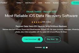 Cara Memulihkan Foto yang Dihapus Dari iPhone Dengan iSkysoft Toolbox