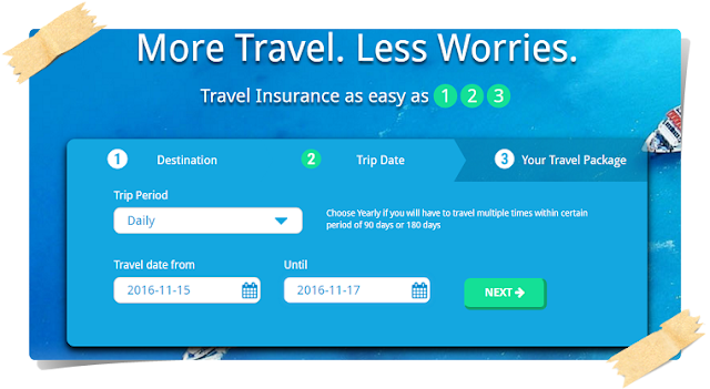Mudahnya Membeli Produk Asuransi di Travellin - Blog Mas Hendra