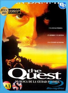 The Quest: En Busca de la Ciudad Perdida (1996)HD [1080p] Latino [GoogleDrive]