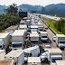 Greve dos caminhoneiros continua mesmo após propostas de Temer