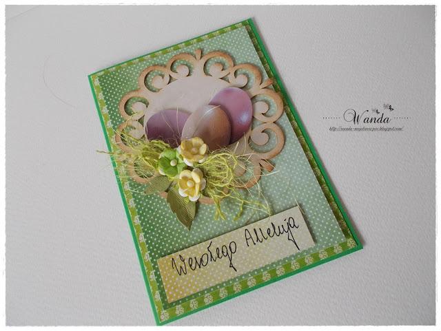 Wielkanocna zabawa karteczkowa nr 5 c.d.