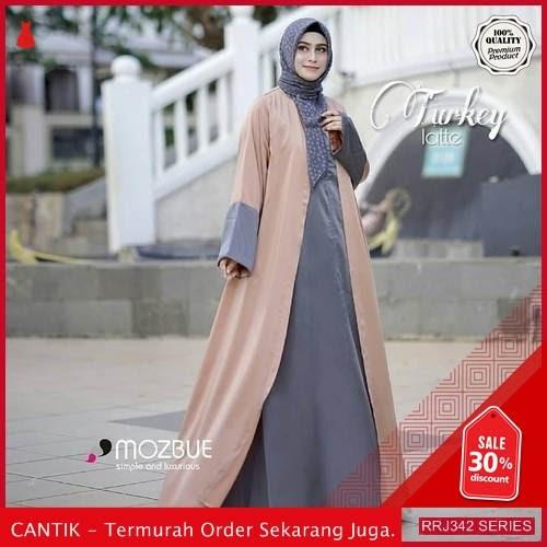 Jual RRJ342D138 Dress Maxy Turkey Wanita Wd Terbaru Trendy BMGShop