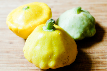 Patty Pans Fruits And Vegetables