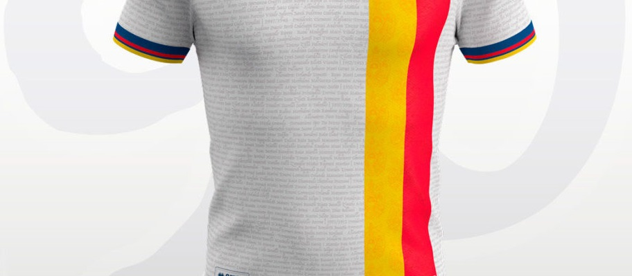f4e9a08db Presentata la maglia del 90° Anniversario di Catanzaro US di Erreà in  edizione speciale.