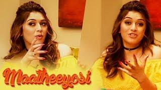 """Is he the George Clooney of Tamil Cinema ?"" – Hansika | MaatheYosi"