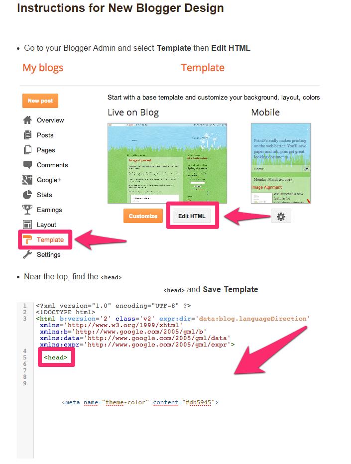 Cómo personalizar Google Chrome con los colores de tu web ~ Diarios ...