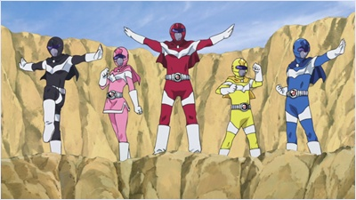 กาจิเรนเจอร์ - Gachi Rangers