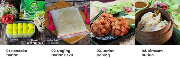Maidanii Pancake Durian Medan - Blog Mas Hendra
