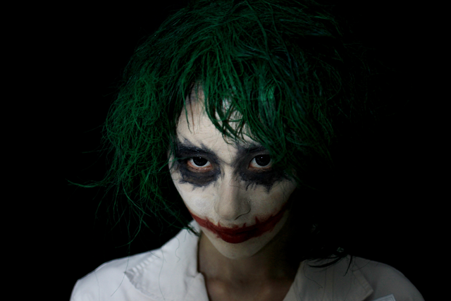 The Joker Makeup Tutorial Easy Elle And Jess Bloglovin - Joker-makeup-tutorial