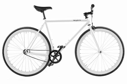 Ein nachleuchtendes Fahrrad, das wäre was für mich | A fully GLOW-in-the-dark fixed gear bike