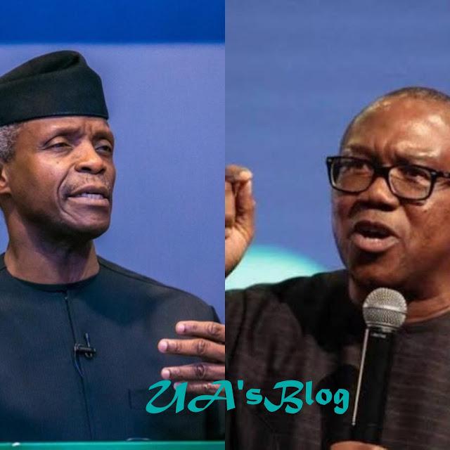 Osinbajo, Obi, 3 Others Clash In Vice Presidential Debate Today