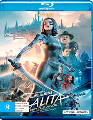 Alita Battle Angel 2019 Daul Audio 5.1ch BRRip 1080p HEVC x265
