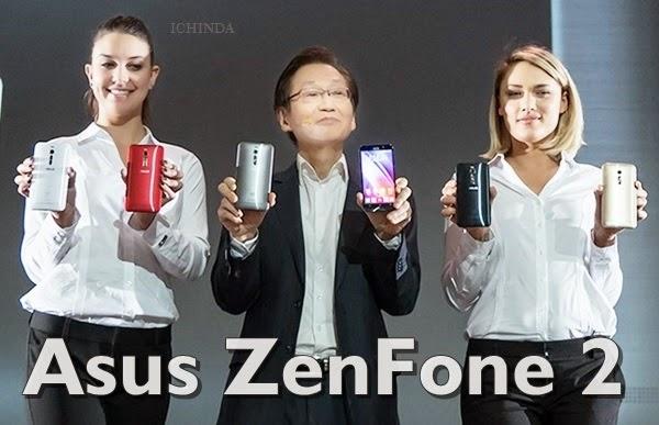 Asus Zenfone 2 Versi Mini Harga Dan Spesifikasi Terbaru 2015