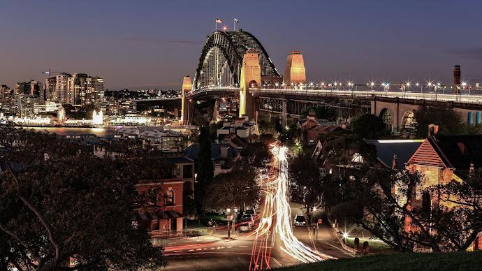 Wallpaper: Vivid Sydney