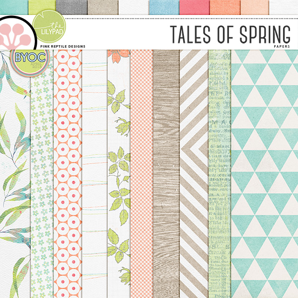 Tales Of Spring | Papers