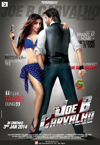 Mr Joe B. Carvalho (2014) Movie Poster