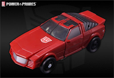 PP-05 Wind Charger dalla TakaraTomy x la serie Transformers Power of the Primes