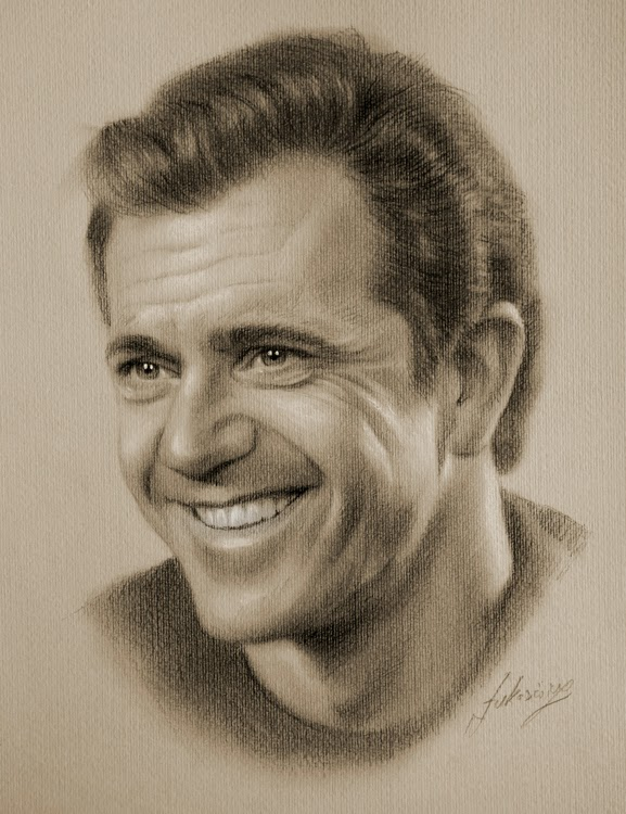 23-Mel-Gibson-krzysztof20d-2b-and-8b-Pencils-Clear-Pastel-Celebrity-Drawings-www-designstack-co