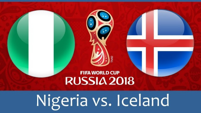 Nigeria vs Iceland Full Match Replay 22 June 2018