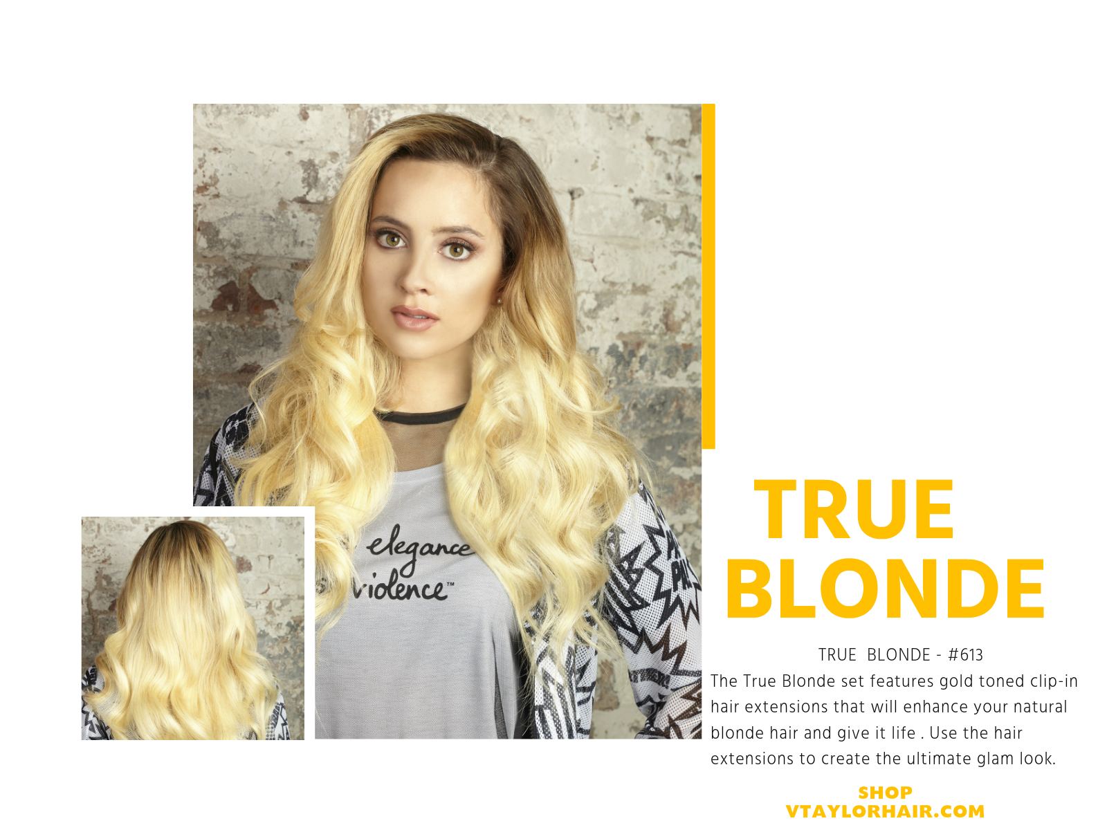 Get Big Summer Beach Waves With Victoria Taylor Clip In Hair