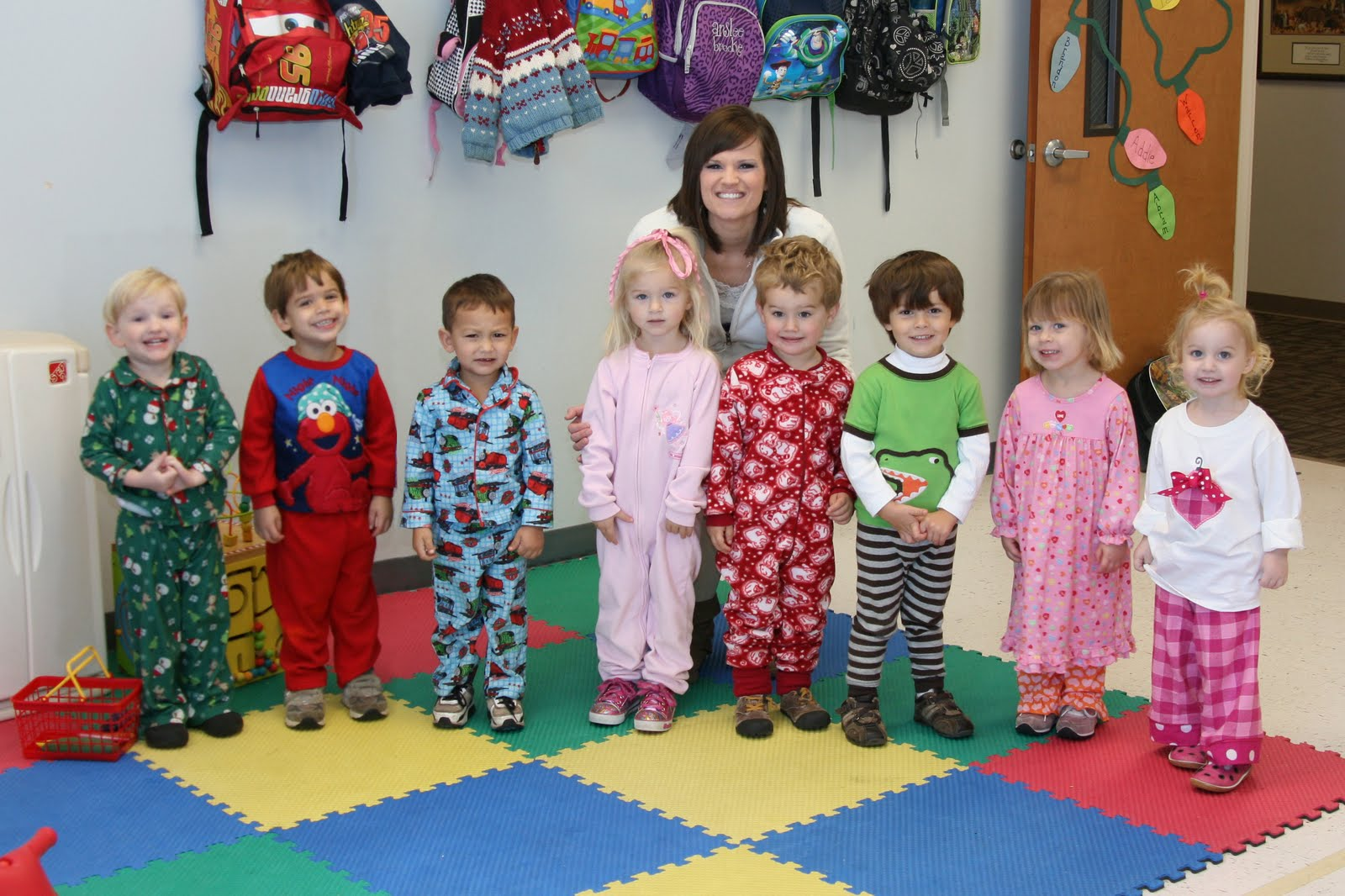 The Butlers Pajama Day