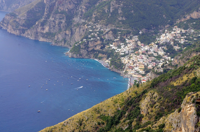 Walk of the Gods Amalfi Coast Italy