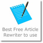 12 best free Article Rewriter/Spinner you can use