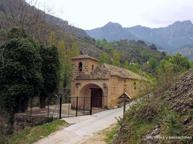 Ermita de San Miguel Arcángel, Cazorla, Jaén