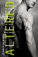 book cover of Altered by Jennifer Rush published by Little Brown