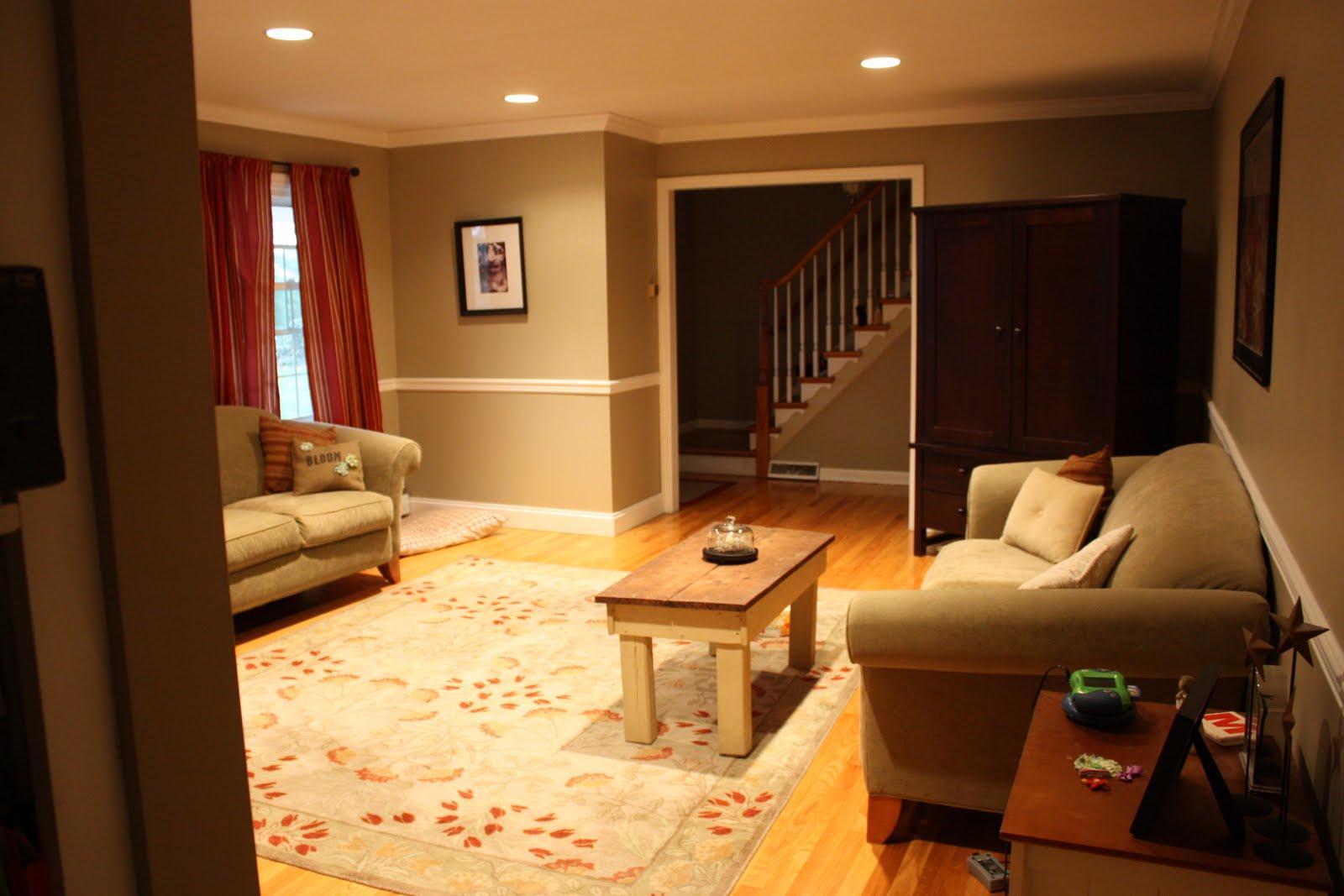 The Cellar Door Stories: Living Room Tour