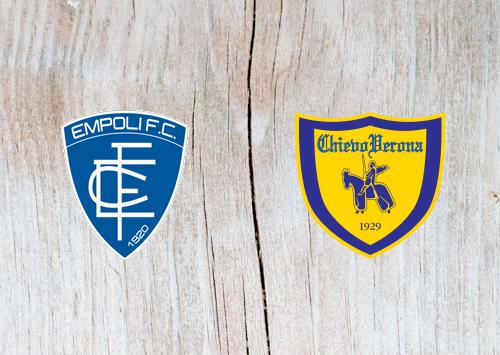 Empoli vs Chievo  - Highlights 2 February 2019