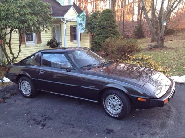 Daily Turismo: 5k: Repeat Offender: 1979 Mazda RX-7 Limited, Minty Clean