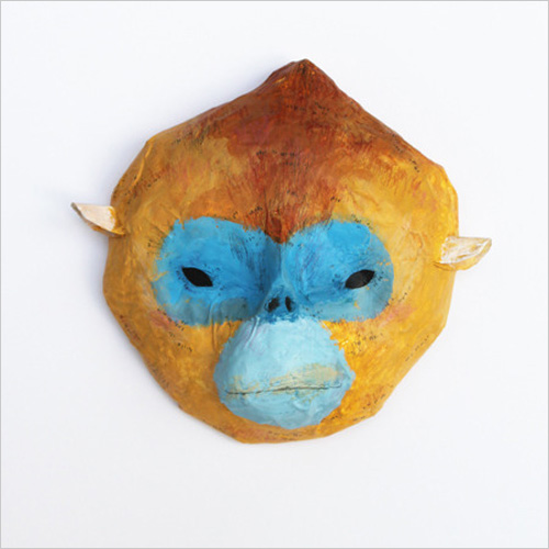 Monkey Out Paper Meche