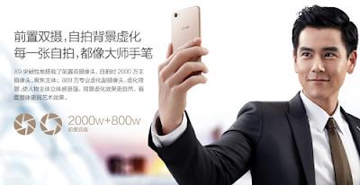 Harga HP Vivo X9 terbaru