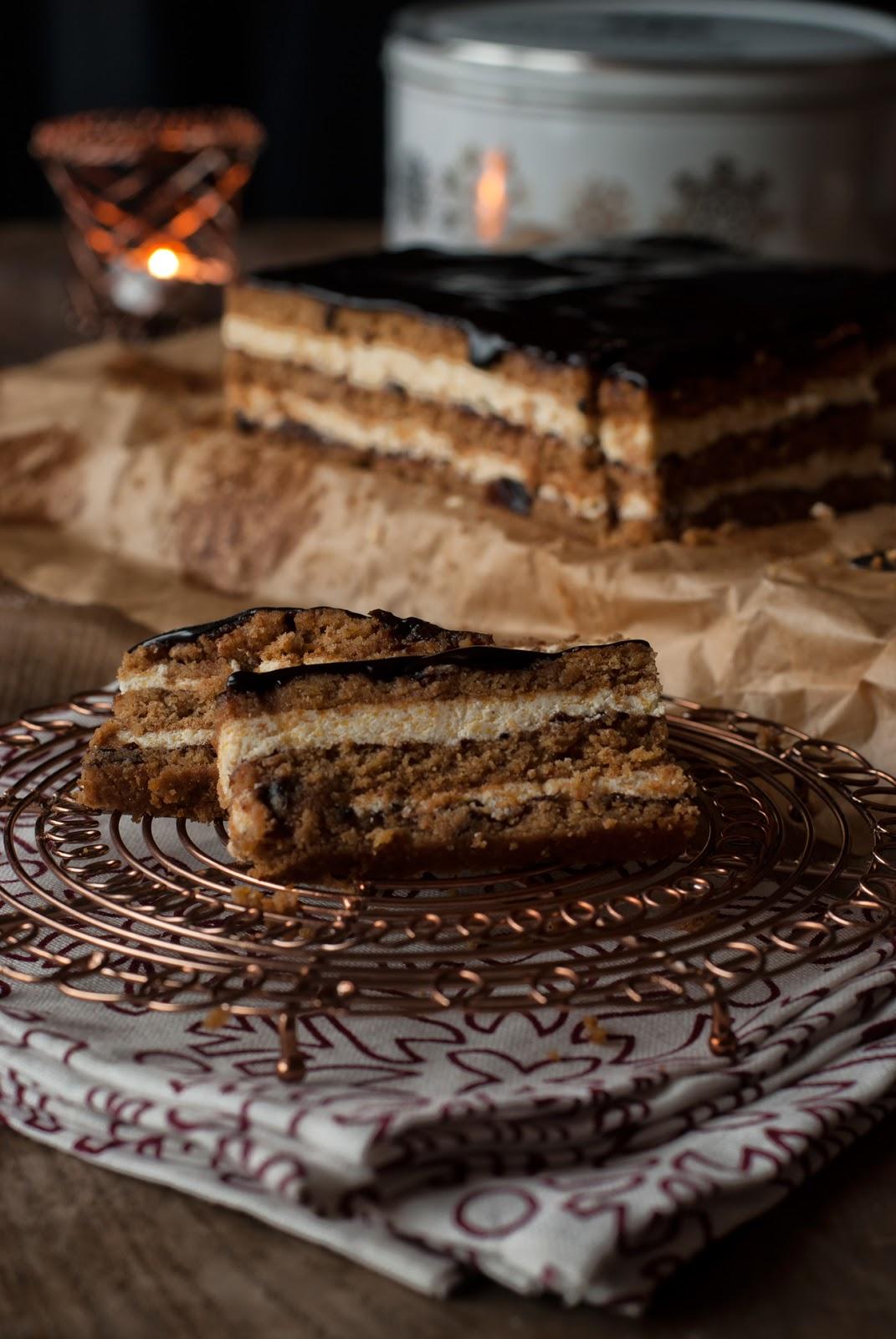 Bezglutenowe ciasto królewskie