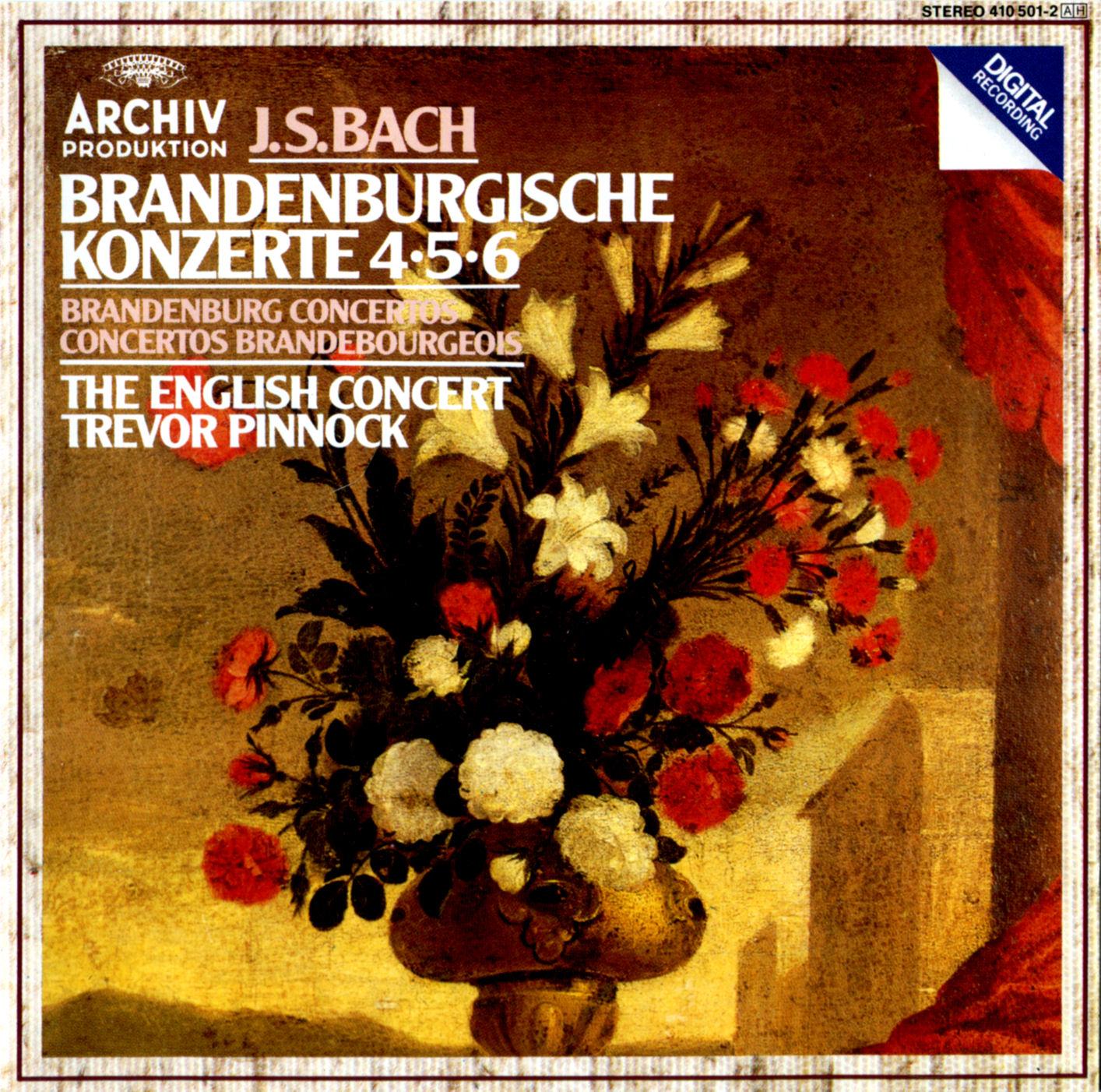 Johann Sebastian Bach* J. S. Bach - The Organ Works, Volume 5