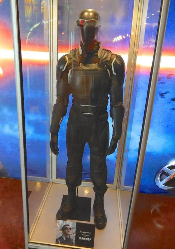 Tye Sheridan Cyclops movie costume X-Men Apocalypse