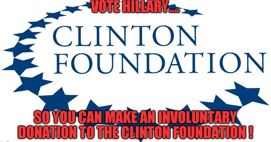 politics clinton foundation explainer