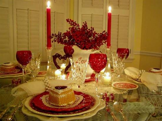 Ladies Era: VALENTINE SPECIAL:Easy Decorations