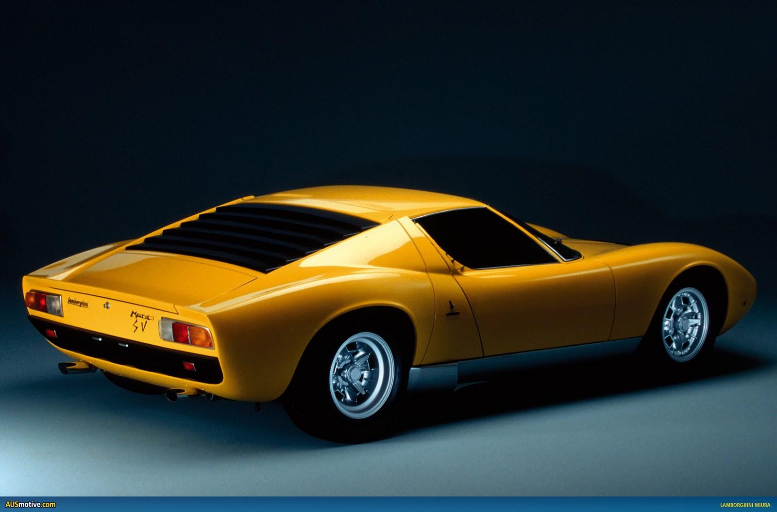 Classic Cars: Lamborghini Muira