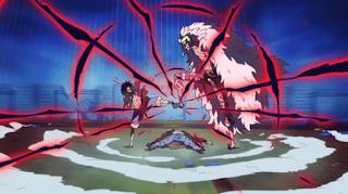 Ternyata hanya Luffy yang bisa kalahkan Kaido di Negeri wano