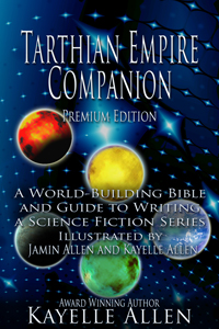 Tarthian Empire Companion, books to read