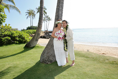 Honolulu Wedding
