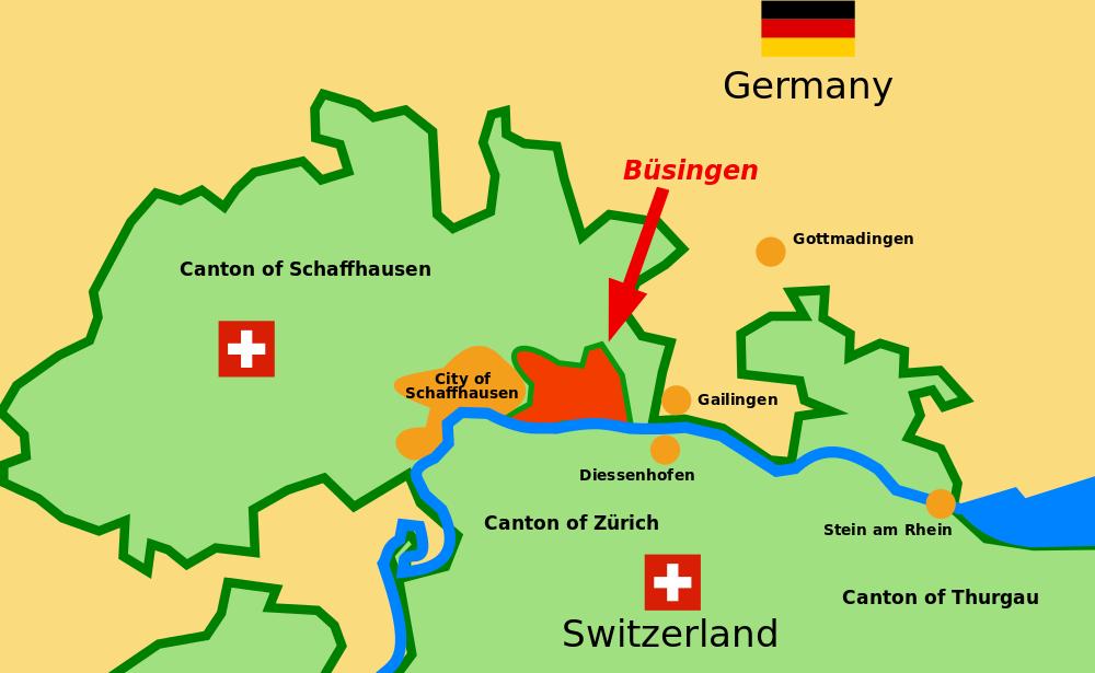 Büsingen am Hochrhein