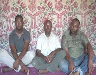 Abducted Unimaid staffs