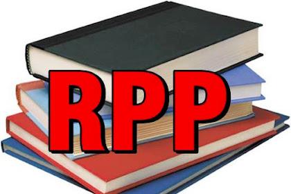 RPP gambar teknik mesin