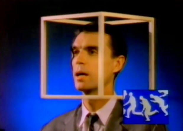Songs To Love: TALKING HEADS : ROAD TO NOWHERE