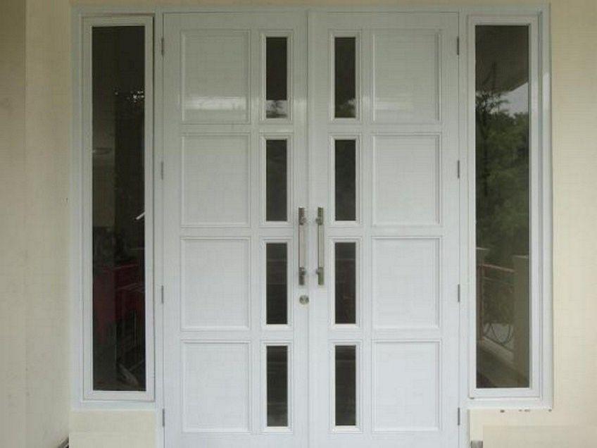 pintu kupu tarung putih 2