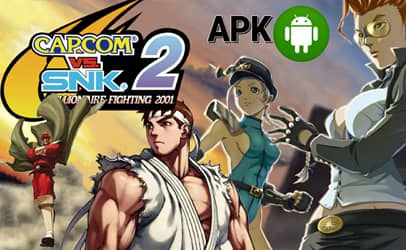 Descargar Capcom Vs Snk 2 Para Android Apk Juegos Android